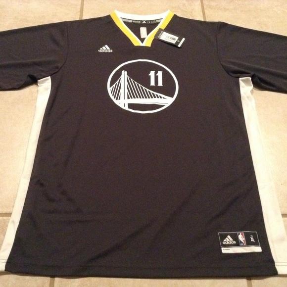 purchase cheap 61731 cbd3e Golden State Warriors Klay Thompson Jersey Mens XL NWT